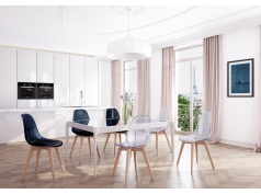 2 chaises scandinaves LUND